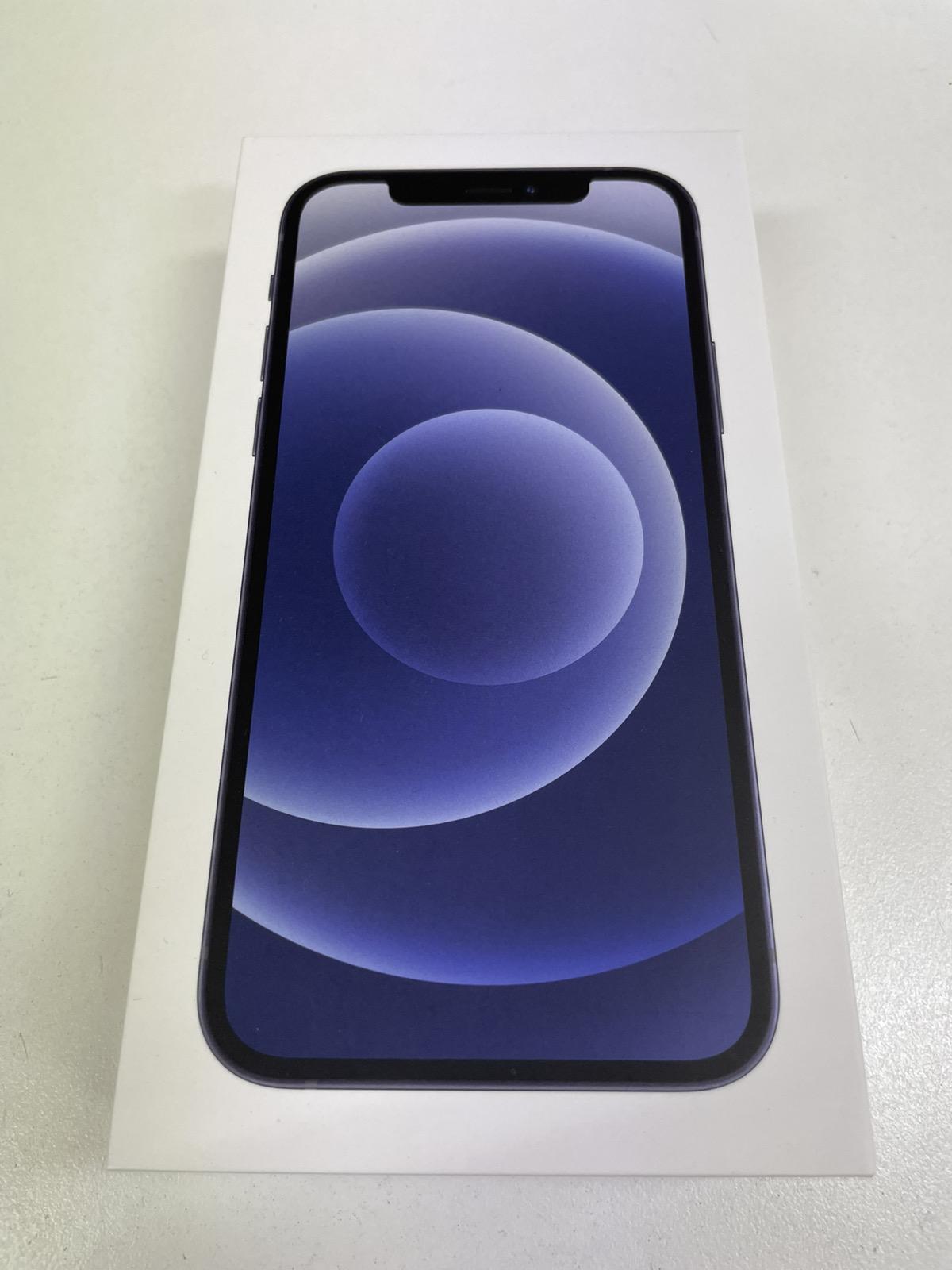 iPhone 12 64GB ブラック SIMフリー 中古