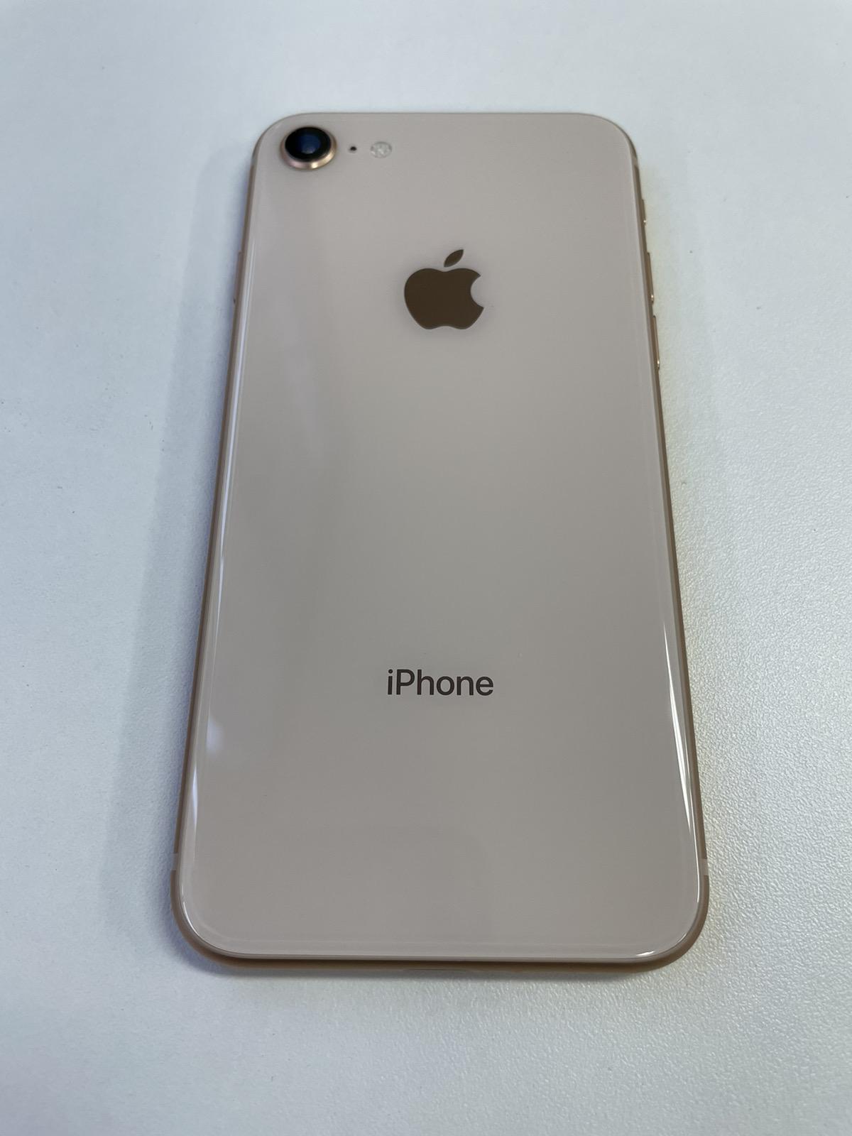 iPhone 8 64GB ゴールド SIMフリー 中古