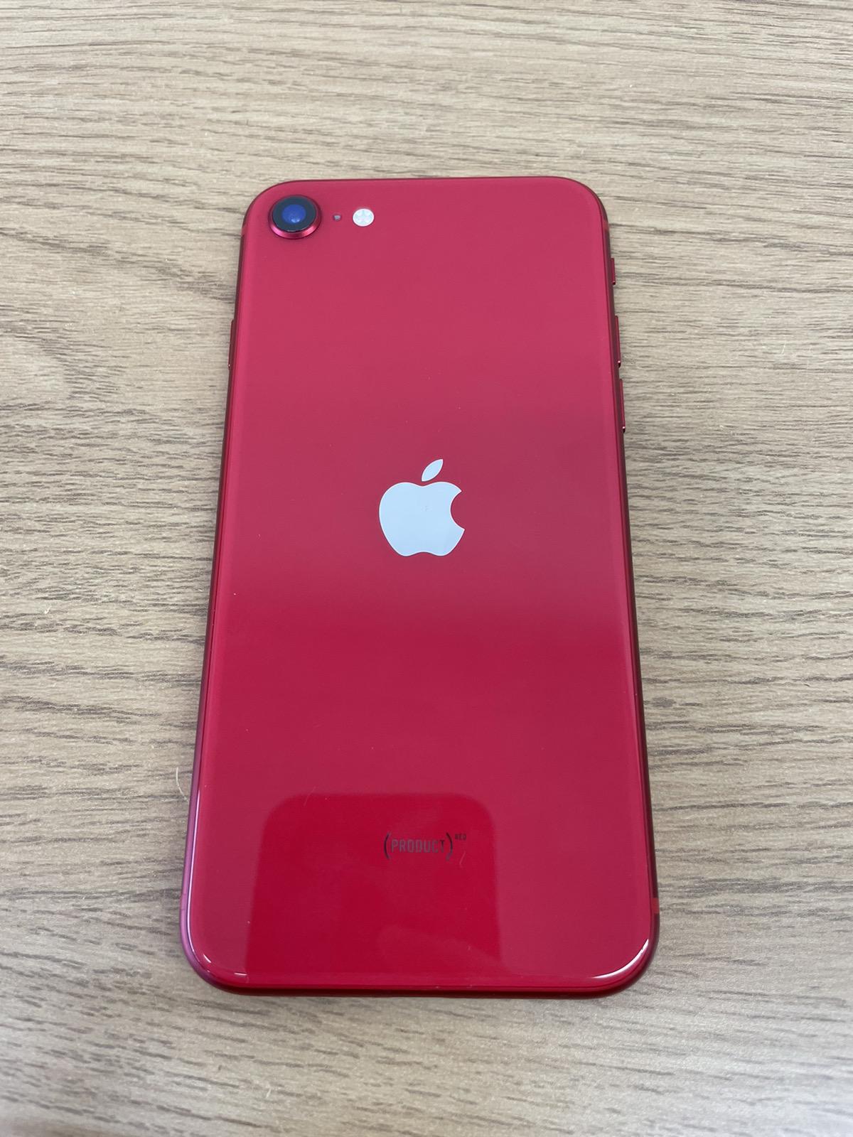 iPhone SE2 64GB レッド SIMフリー 中古