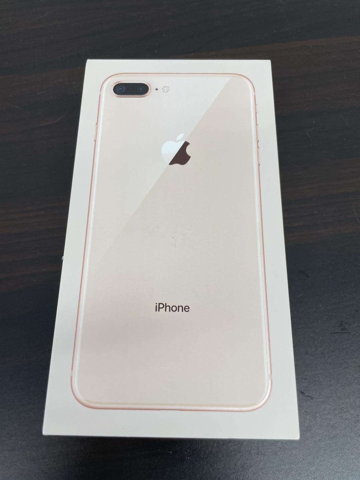 iPhone 8 Plus 64GB ゴールド ドコモ○ 中古