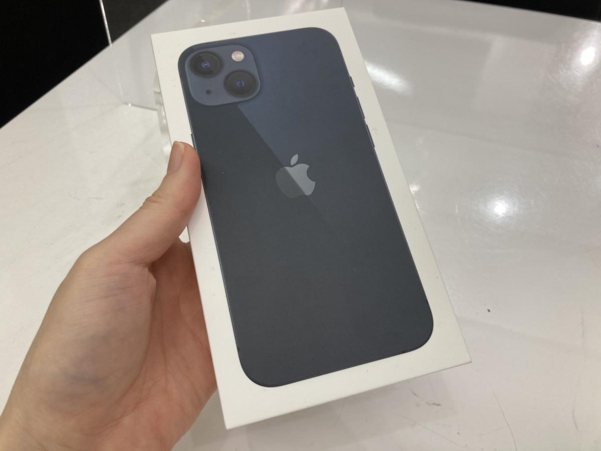 iPhone13 256GB ブラック simフリー 新品未開封